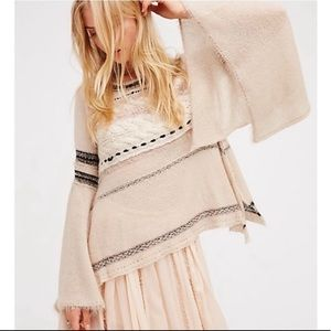 Free People Craft Time Flowy Sweater